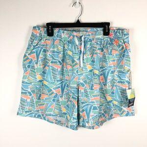 "Chubbies Swim Trunks Escondidos Shorts 5.5"" XXL"